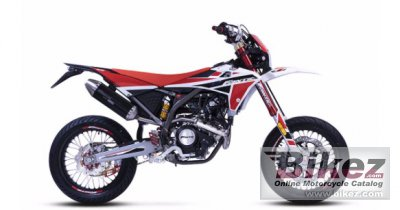 2021 Fantic XMF 125 Competition