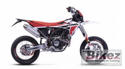 2021 Fantic XMF 125 Performance