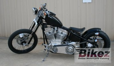 2009 Flyrite Choppers Outlaws Ruin photo