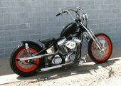 2010 Flyrite Choppers Bobber photo