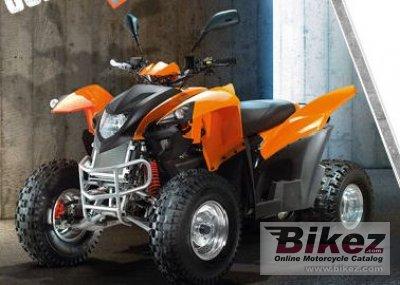 Fokamo ATV 320