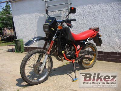 1985 Garelli XR 125 Tiger photo