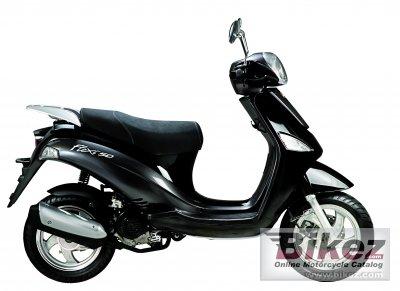 2009 Garelli Flexi 50