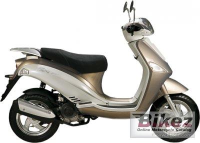 2010 Garelli Flexi 50