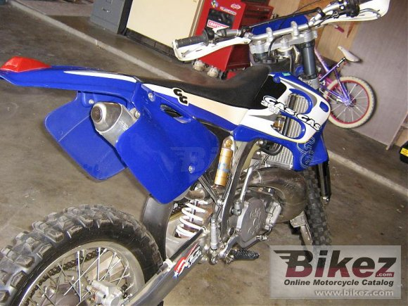 2001 GAS GAS Enducross EC 300 photo