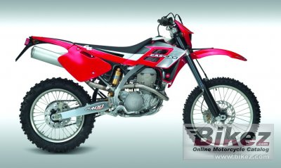 2002 GAS GAS SM 400 FSE specifications and pictures