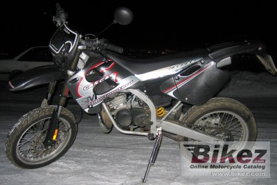 2002 GAS GAS SM 50 Rookie specifications and pictures