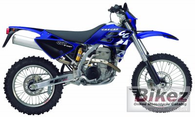 2004 GAS GAS EC FSE 450 photo