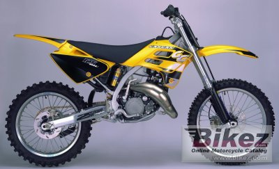 2004 GAS GAS MC 125 photo