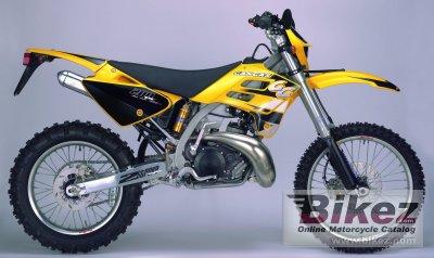 2004 GAS GAS EC 200