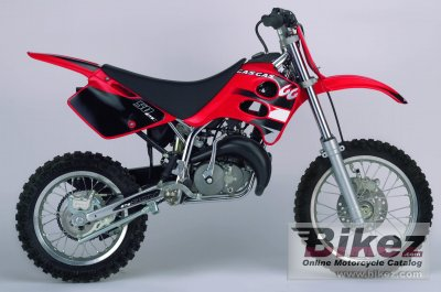 2004 GAS GAS EC Boy 50