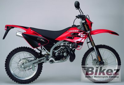 2004 GAS GAS EC Rookie 50