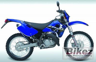 2004 GAS GAS Pampera 125