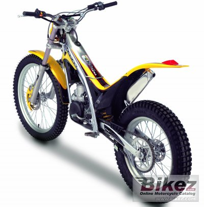 2004 Gas Gas Txt Pro 125 Specifications And Pictures