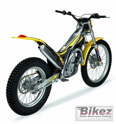 2006 Gas Gas Txt 125 Pro Specifications And Pictures