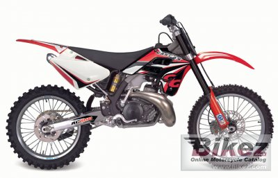 2007 GAS GAS MC250 photo