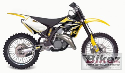 2007 GAS GAS MC 125 photo