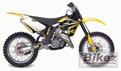 2007 GAS GAS MC 125