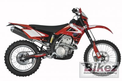 2008 GAS GAS EC 450 FSR photo