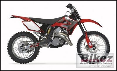 2008 GAS GAS MC 125 Cross photo