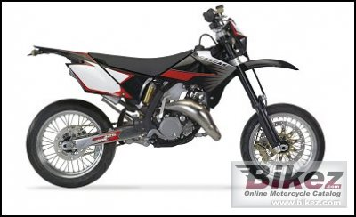 2008 GAS GAS SM 125 Supermotard photo