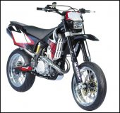 2008 GAS GAS SM 450 Supermotard