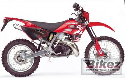 2008 GAS GAS EC 200 Hobby