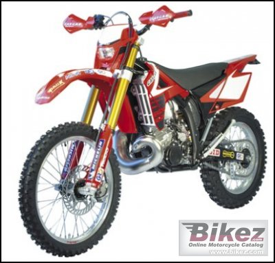 2008 GAS GAS EC 250 Racing