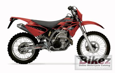 2008 GAS GAS Pampera 450