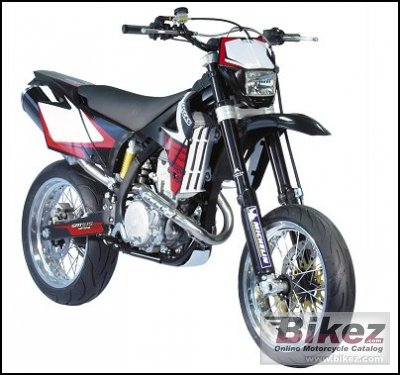2008 GAS GAS SM 515 Supermotard