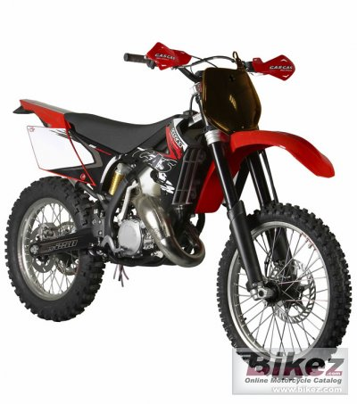 2009 GAS GAS MC 250 Cross photo