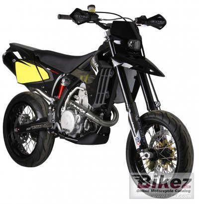 2009 GAS GAS SM 450 Supermotard photo