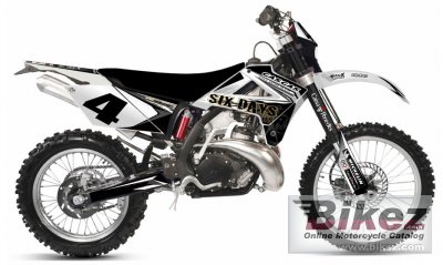 2009 GAS GAS EC 300 Six-Days