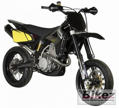 2009 GAS GAS SM 515 Supermotard