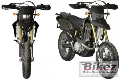 2009 GAS GAS SM450 Halley specifications and pictures
