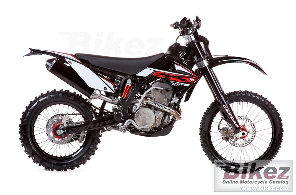 Big GAS GAS ec 450 4t picture and wallpaper from Bikez.com