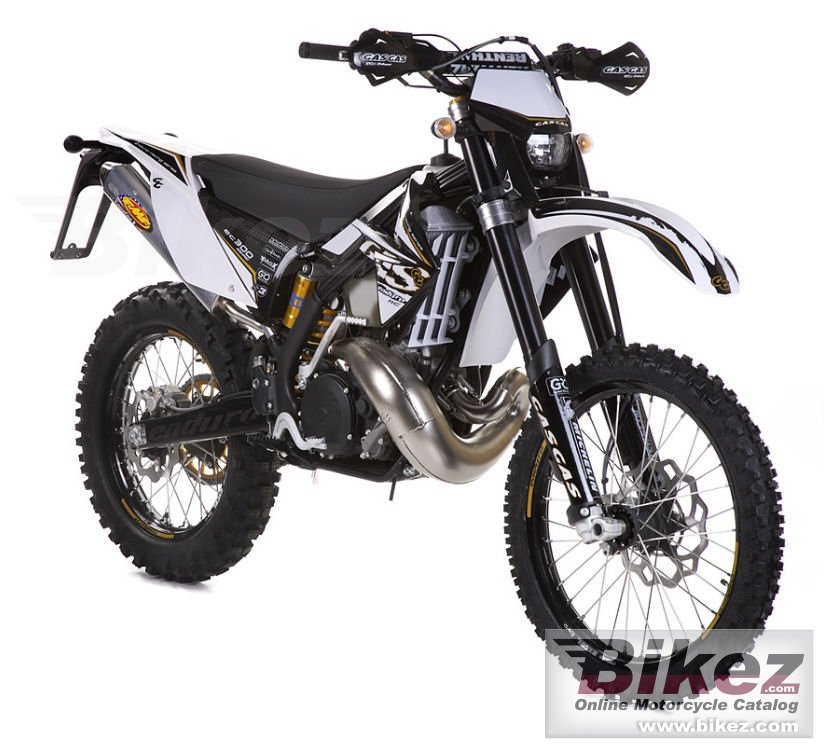 GAS GAS ec 125 2t racing