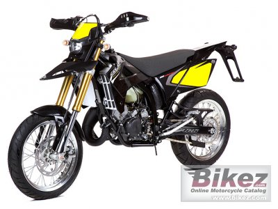 2010 GAS GAS SM 125 Halley photo
