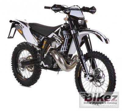 GAS GAS GAS EC 125 Racing - Moto.ZombDrive.COM