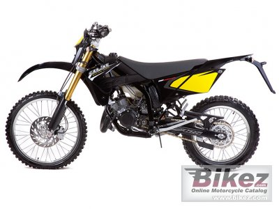 2010 Gas Gas Halley 125 2t Specifications And Pictures