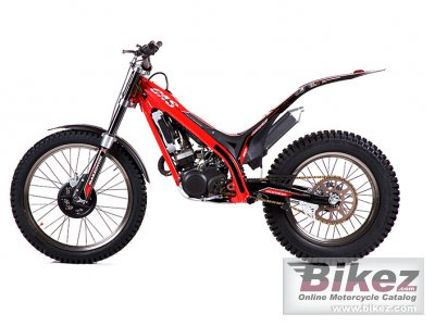 2010 GAS GAS TXT Rookie 80 2T