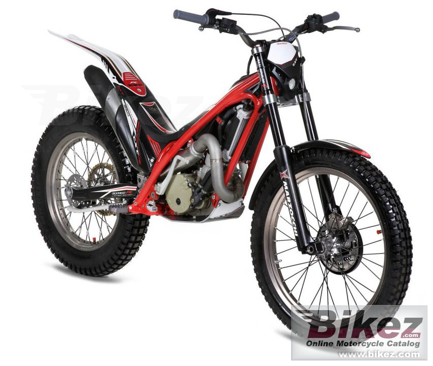 GAS GAS txt pro racing 125