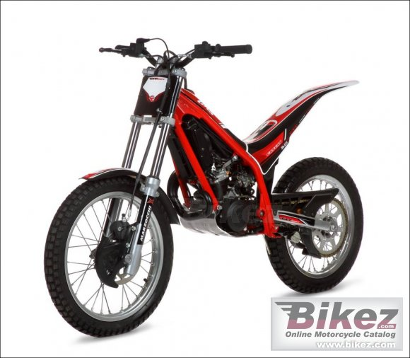2011 GAS GAS TXT Boy 50cc photo