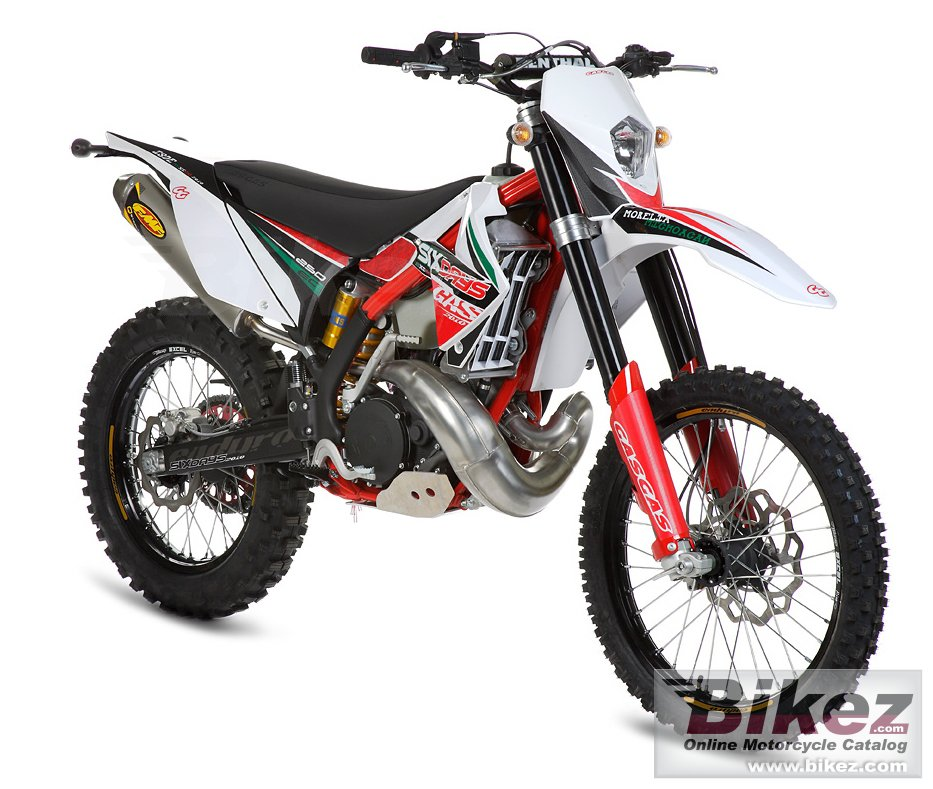 GAS GAS ec 125 2t six-days