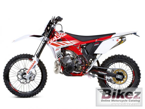 2012 GAS GAS EC 250 Racing