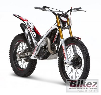 2014 GAS GAS Raga Factory Replica 125
