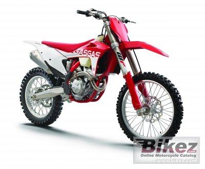 2021 GAS GAS EX 250F