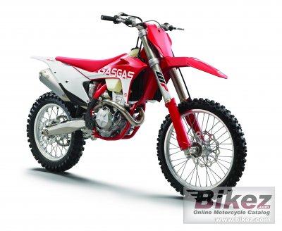 2021 GAS GAS EX 350F