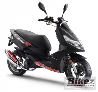 2008 Generic XOR 125 Stroke photo