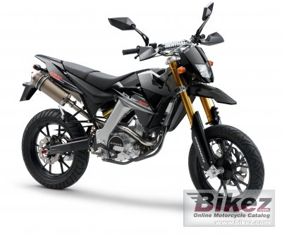 2008 Generic Trigger SM 125 specifications and pictures